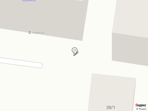 Скоро Квартира на карте Яблоновского