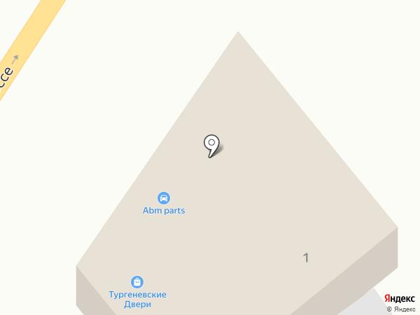НИКАС на карте Краснодара