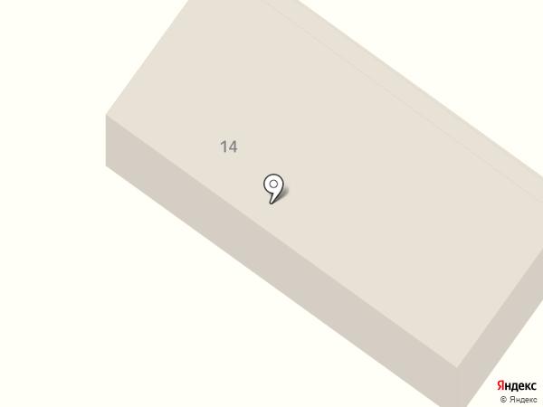 Усадьба на карте Перекатного