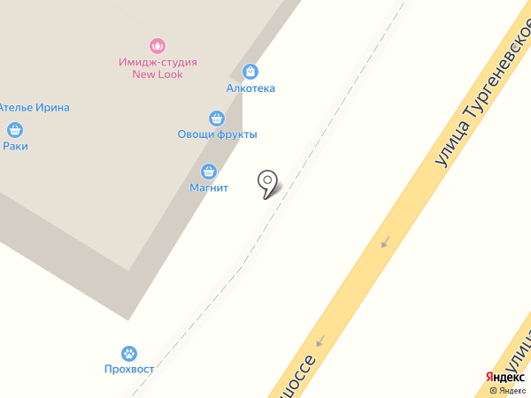 Постройка на карте Новой Адыгеи