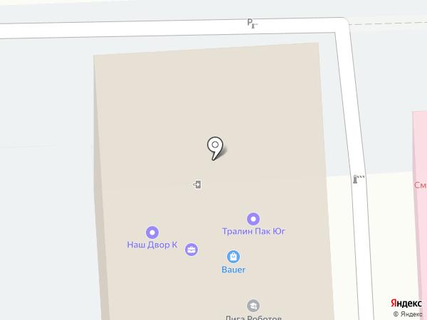 Бизнес для бизнеса на карте Краснодара