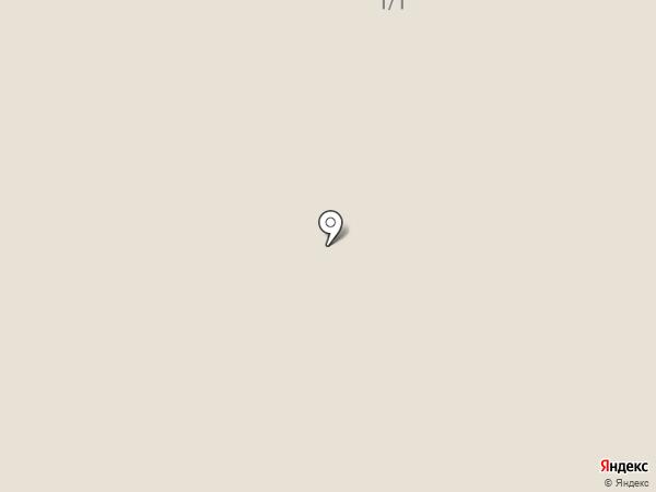 Юг-Авто на карте Яблоновского