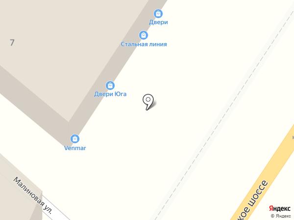 Двери 123.рф на карте Перекатного