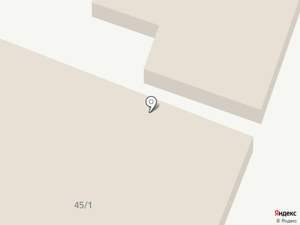 Гараж Мастер на карте Яблоновского
