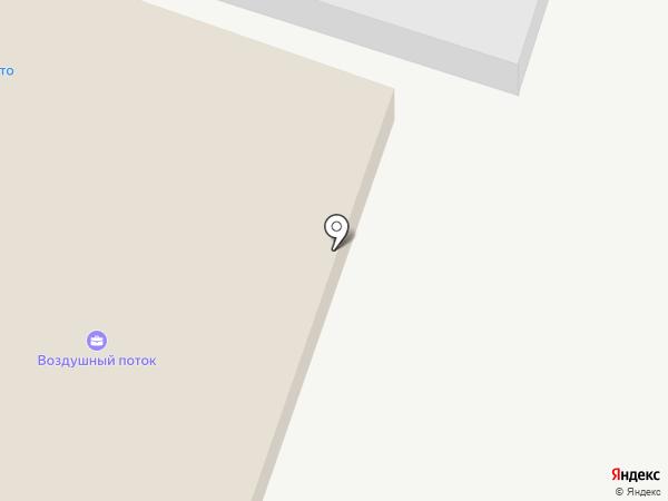 Интертэк на карте Яблоновского