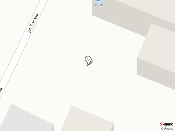 Sofia на карте Яблоновского