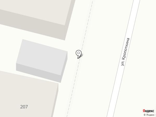 Фил Трейд на карте Краснодара