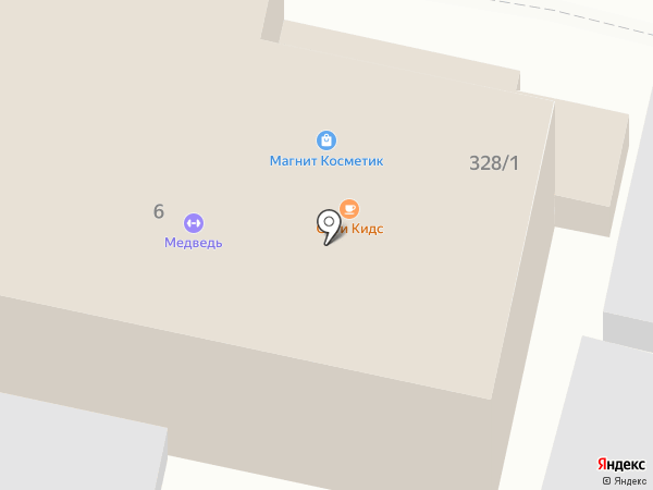 Fix Price на карте Краснодара