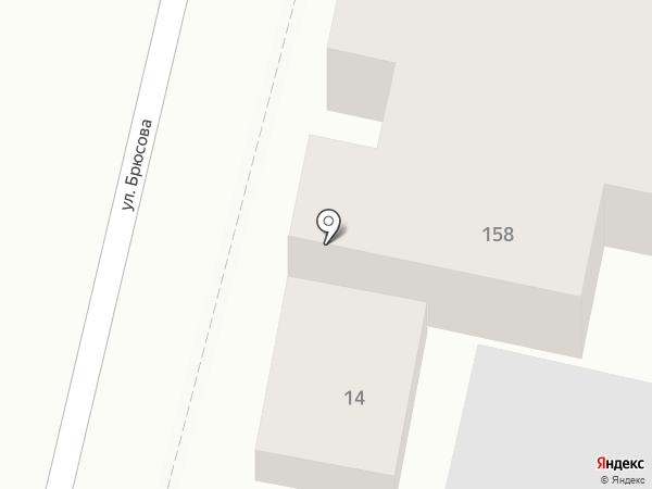 Miracle на карте Краснодара