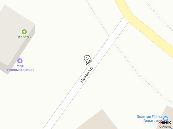 Кондитерский магазин на карте Яблоновского