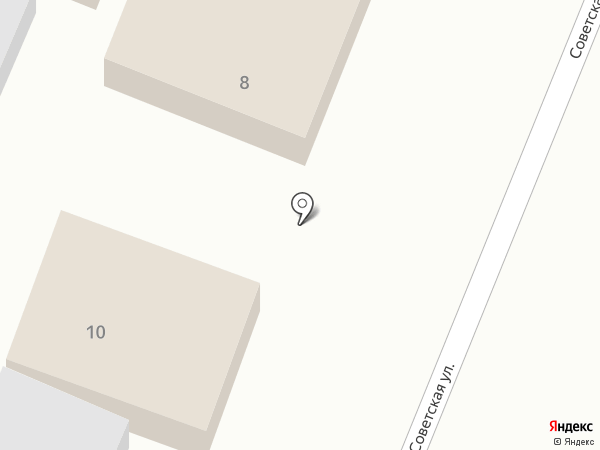 Стоматолог на карте Яблоновского