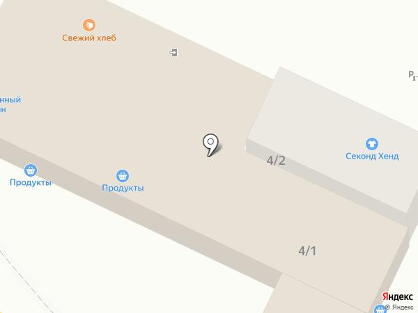 Южный Газ-Маркет на карте Яблоновского