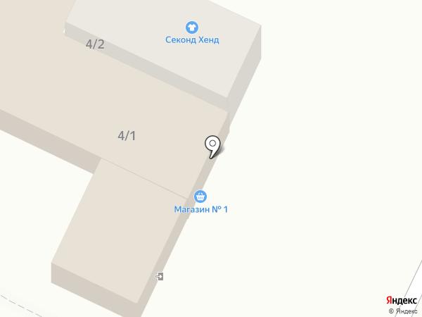 Каравай Кубани на карте Яблоновского