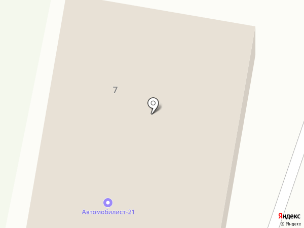 NN Dance на карте Яблоновского
