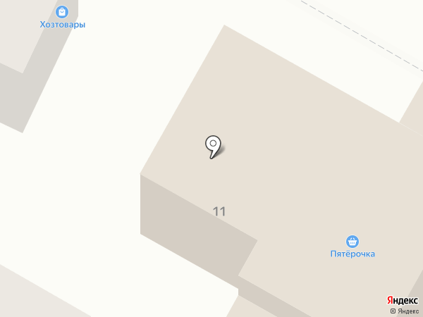 Халяль на карте Яблоновского