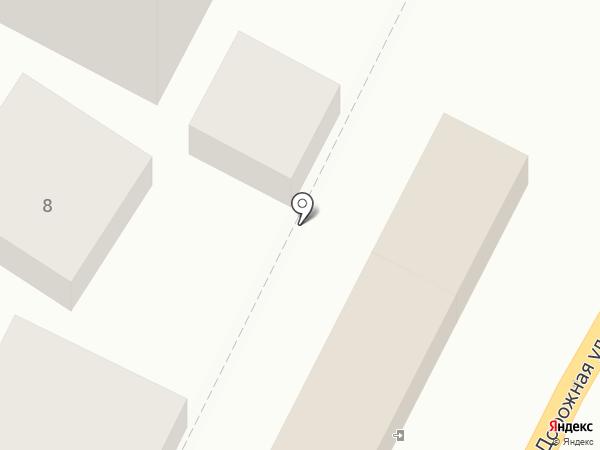 Сплит Энем на карте Яблоновского