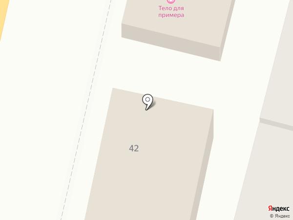 PROFIL DOORS на карте Краснодара