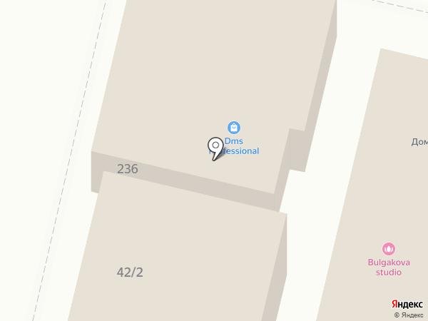 Магазин дверей на карте Краснодара