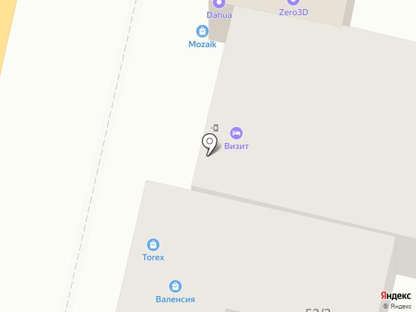 Центр автострахования на карте Краснодара