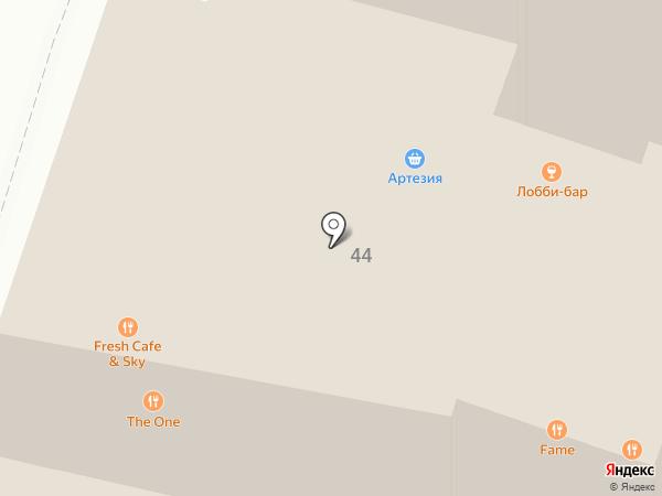 Villa Castalia на карте Краснодара