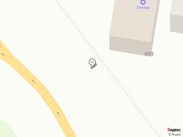 Boroda на карте Краснодара