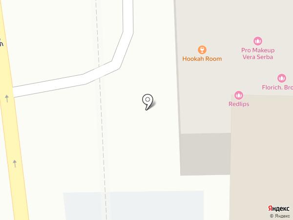 Selfie на карте Краснодара