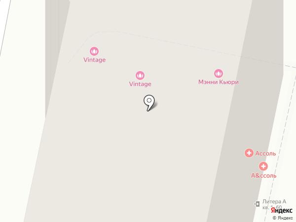Юр Гарантия на карте Краснодара