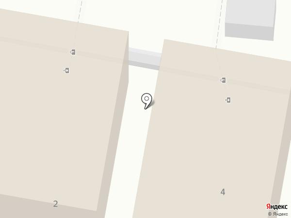 Cityinn23 на карте Краснодара