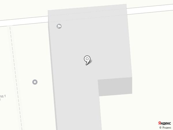 Стандарт на карте Краснодара