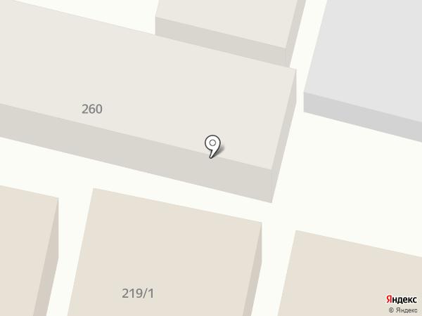 Boxberry на карте Краснодара