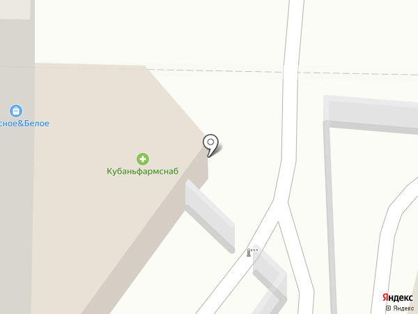 Цоколь на карте Краснодара