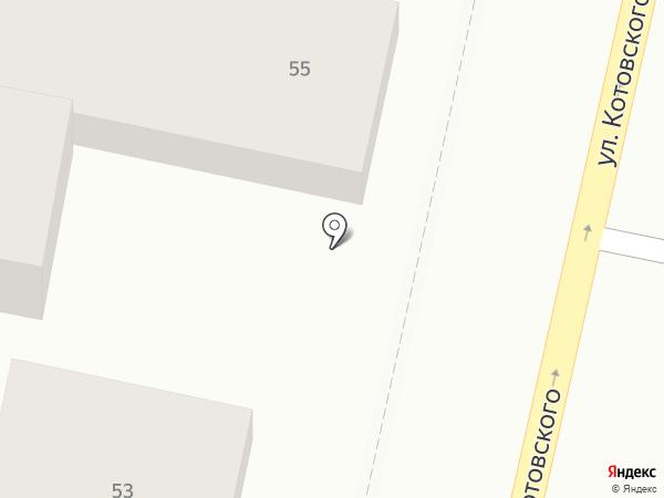 Тутпраздник на карте Краснодара