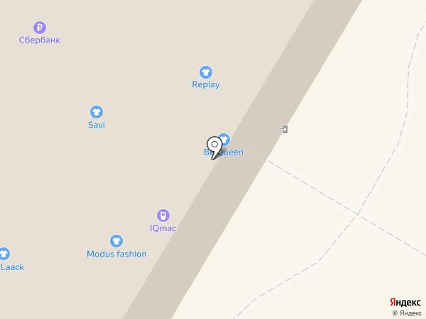 Lapin house на карте Краснодара