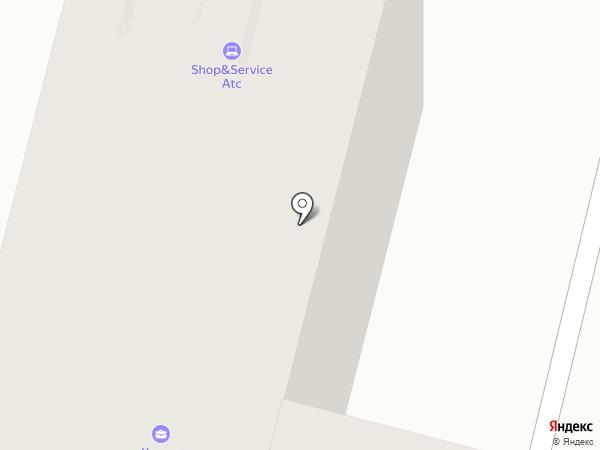 ArtTradeCompany на карте Краснодара