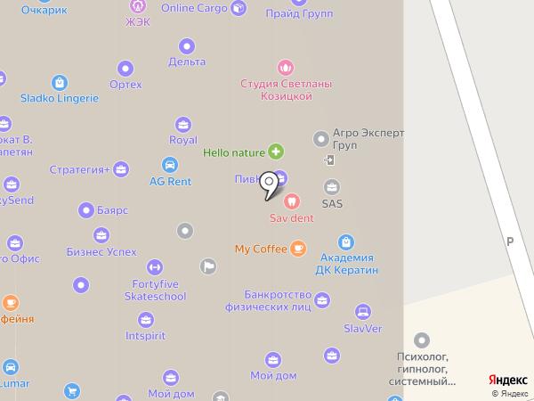 Clinic Med на карте Краснодара