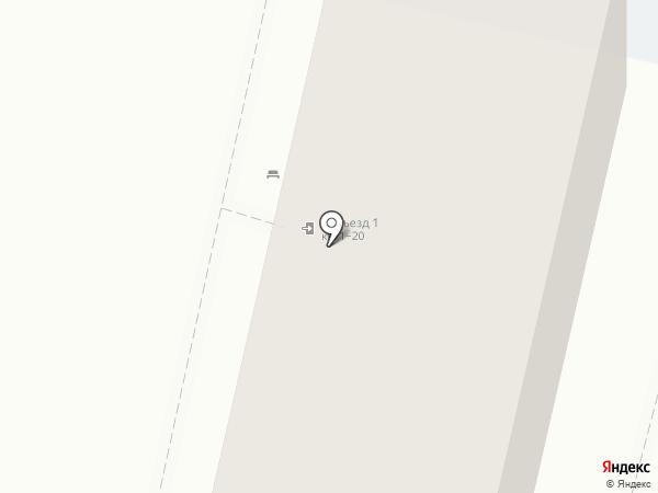 Тимошка на карте Краснодара