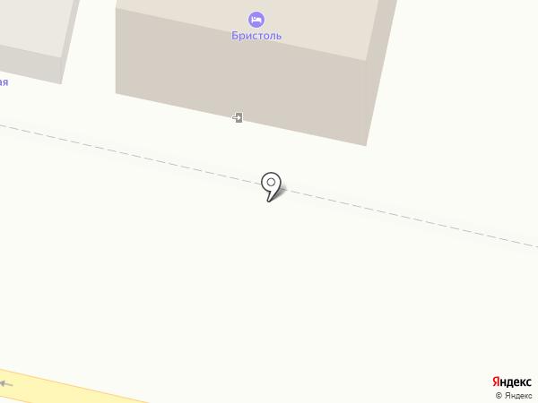 AnykeyBowtie на карте Краснодара