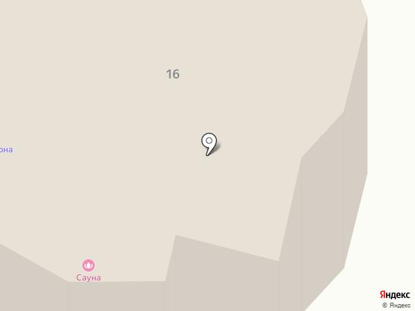 Норма Джин на карте Краснодара