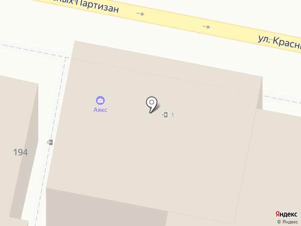 JY-studio на карте Краснодара