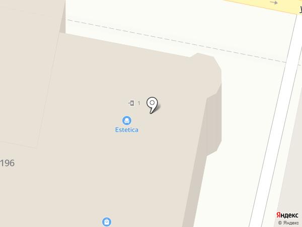 ESTETICA VISION на карте Краснодара