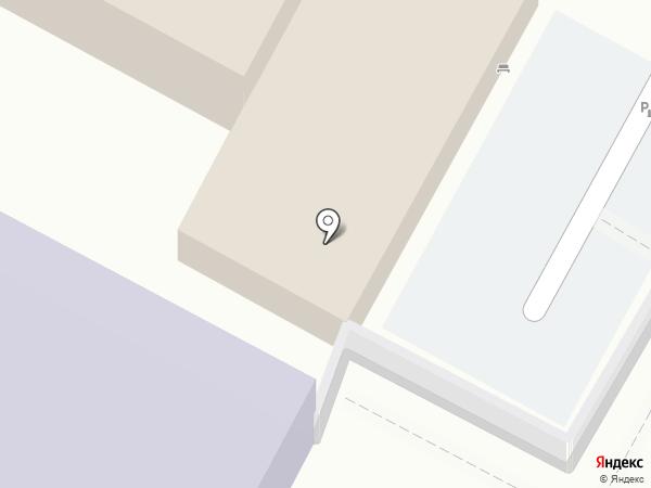 Айдар на карте Краснодара