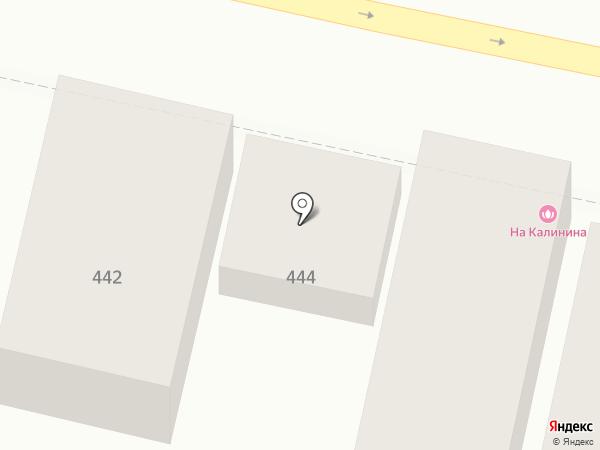 Имидж-студия на карте Краснодара
