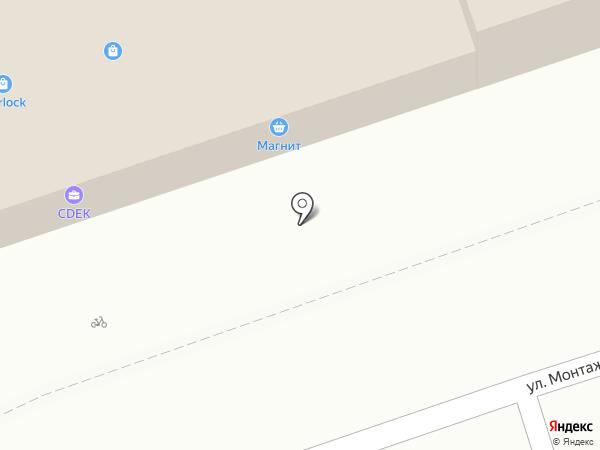 Ботаника на карте Краснодара