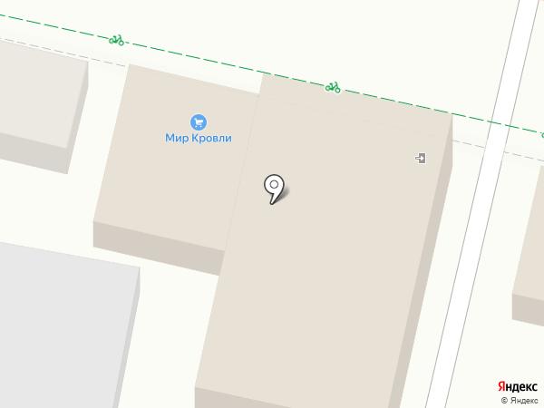 NZT на карте Краснодара