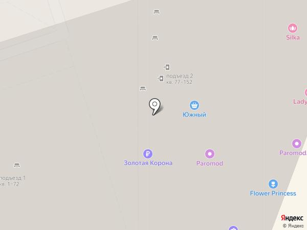 Югтранссервис на карте Краснодара