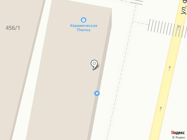 От А до Я на карте Краснодара