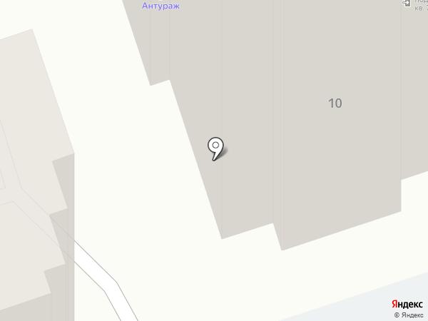 Barocco на карте Краснодара