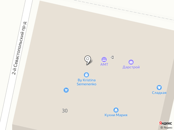 УзПечка на карте Краснодара