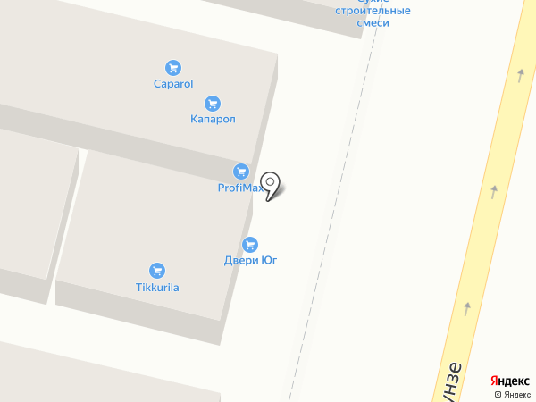 Caparol на карте Краснодара