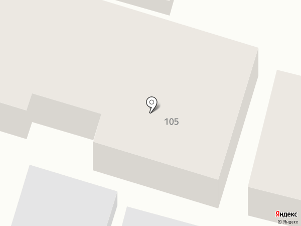 Rosalli на карте Краснодара